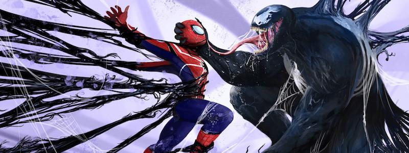 гарри озборн станет веномом в сиквеле человека паука